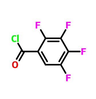 2,3,4,5-tetrafluorobenzoyl chloride