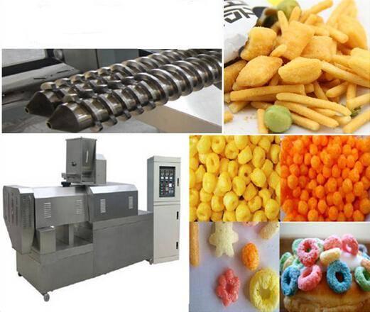 Automatic Panko Bread Crumb Processing Machinery