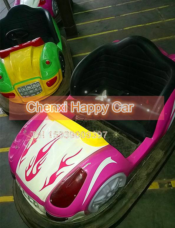 Indoor Amusement Playground Equipment Go-Kart Rides Bumper Car for Kids and Adults Entertainment