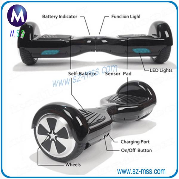 N7 Smart Self Balance Electric Scooter
