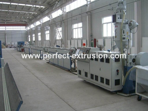 PPR Pipe Production Line, PPR Pipe Making Machine Price, PPR Pipe Extrusion Machine