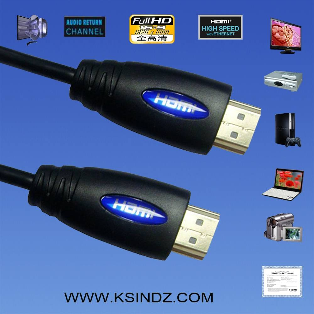 HDMI Cable1.4v 1080p for HDTV