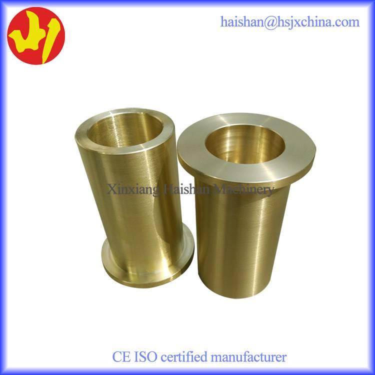 High Precision Bronze Flanged Type Bush