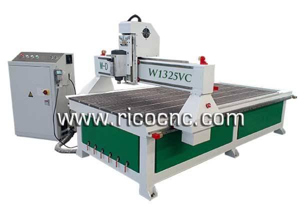 Wood CNC Router Machine Plywood Panel Cutting Machine Woodworking Machine Tool W1325VC