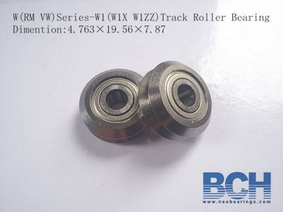 W1 Track Roller Bearing
