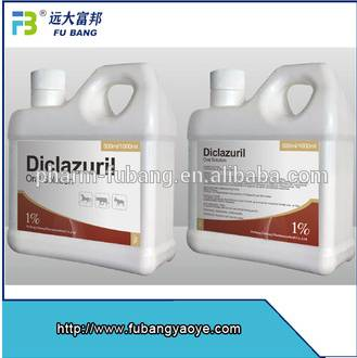 Factory direct supply  Diclazuril Oral Solution