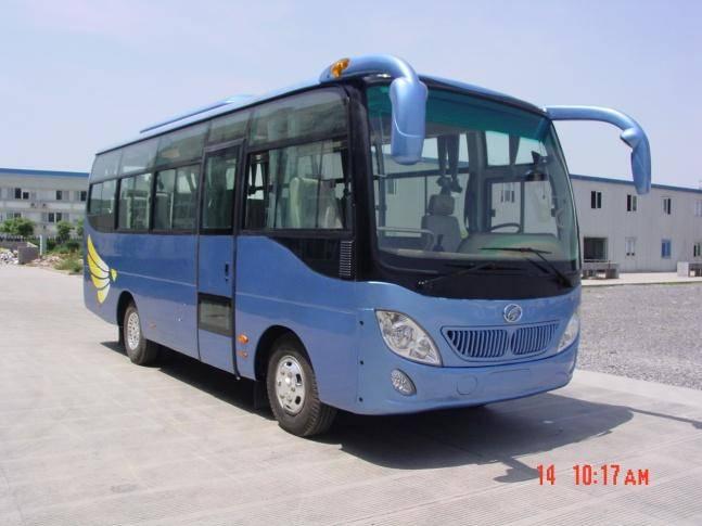 bus, minibus, passenger bus
