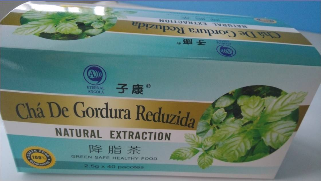 Lipid Lowering Tea