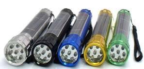 Beeland Specifications of Solar Flashlight
