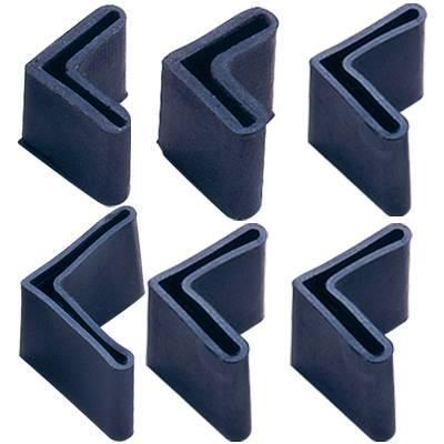 Plastic protector plug