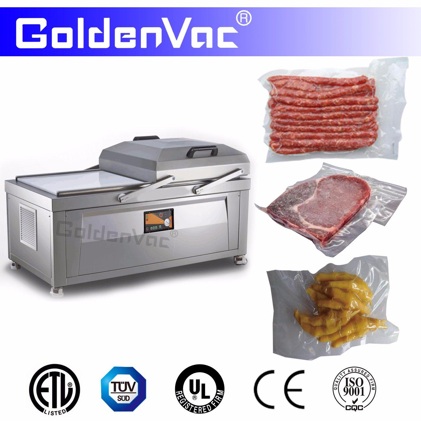 Double Chamber Vacuum Packaging Machine(DZ-800-2SB)