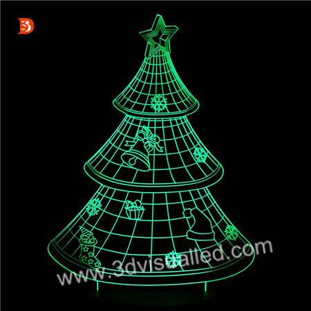 3D night light manufacturer