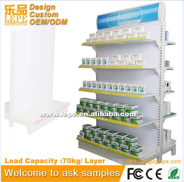 lepe pharmacy rack for display