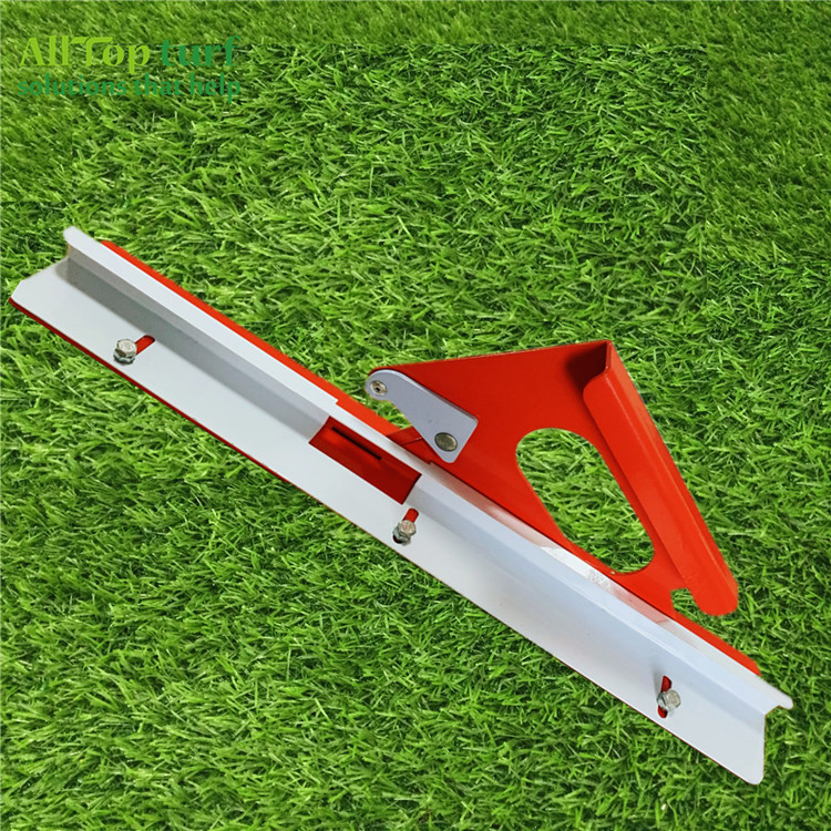 Artificial Grass Installation Tool Grass Cutter Turf Tool Yellow Synthetic Turf Knife/Cutter Artific