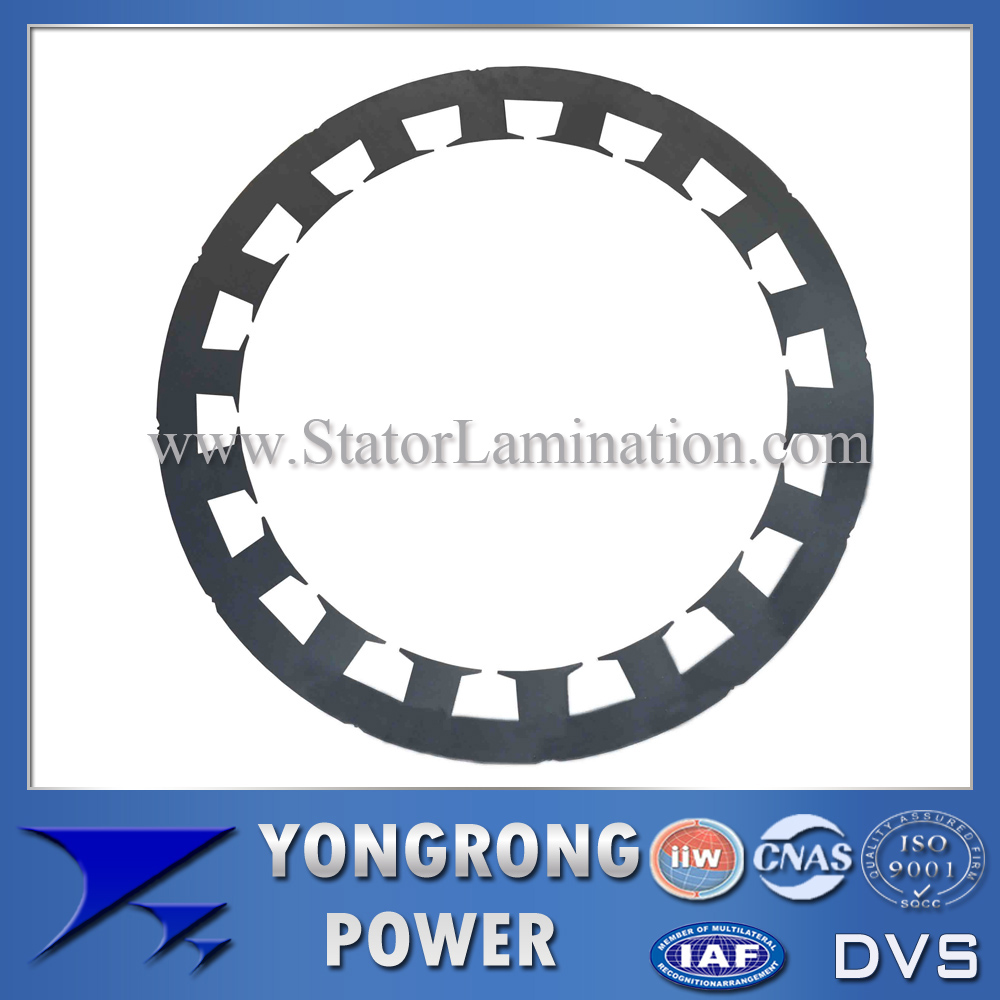 Permanent Magnet Synchronous Motor Electric Stator Core