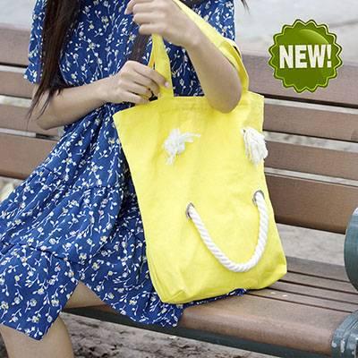 Canvas Messenger Bag Shoulder Bag Cotton Linen Handbag Fashion Woman Bale