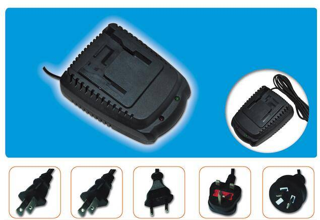 consumer electronic 14.4/18v lithium battery charger