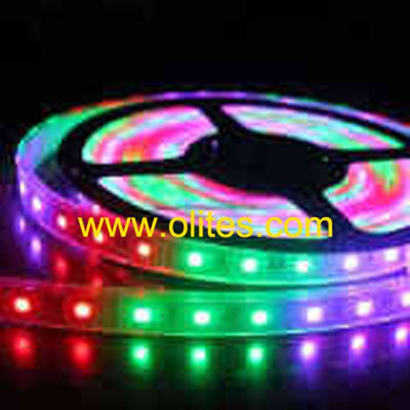 Flexible RGB LED Ribbon Light