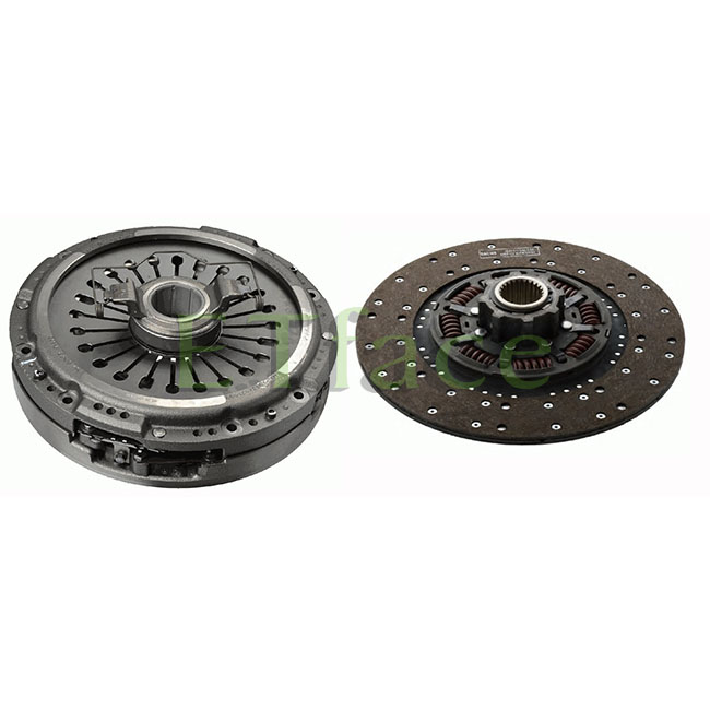 ETface Clutch Kits Clutch Assy German Standard 3400 700 348 for VOLVO