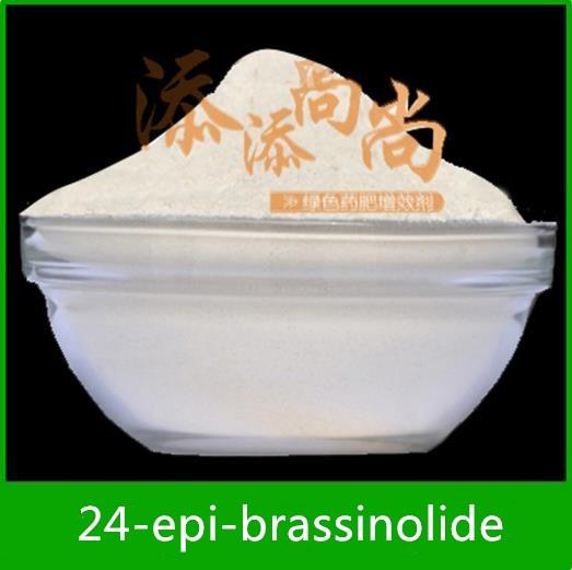 Plant growth regulator 24-epi-brassinolide/28-homo-brassinolide 90%TC, 0.01%SP