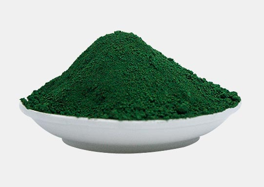 Refractory Grade Chrome Oxide Green(SR-D)