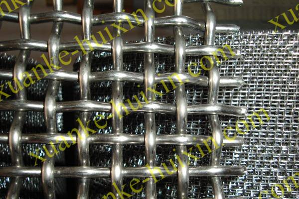 Low price good quality of stainless steel crimped wire mesh/square wire mesh/Barbecue Wire Mesh