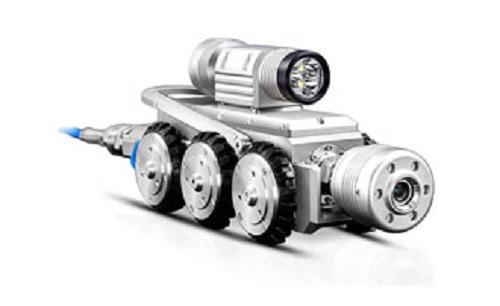 X5-HMA CCTV Inspection Crawler
