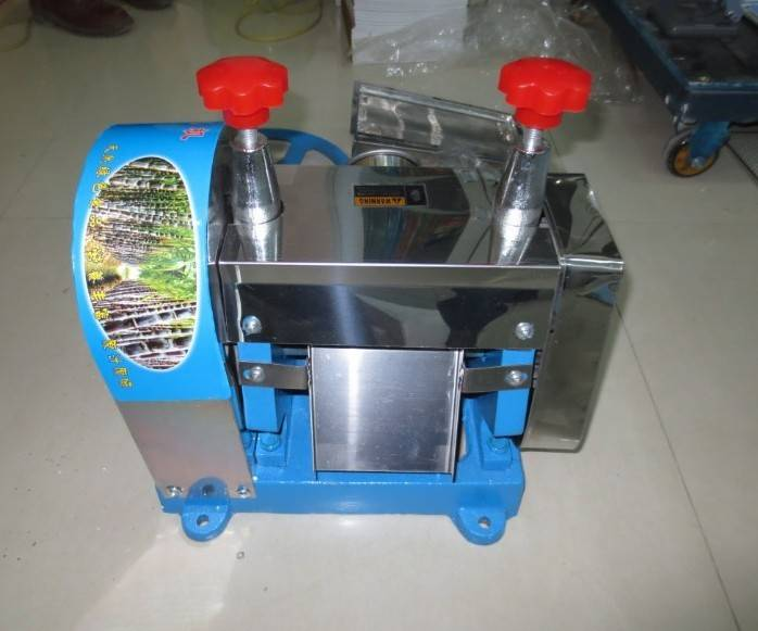 Manual Sugarcane Juice Extractor machine