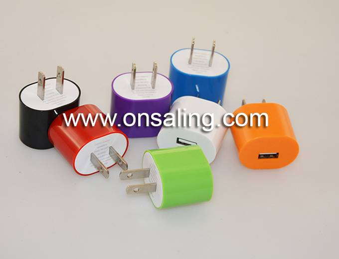 BR-UA001 5V2.1A USB adapters/USB charger