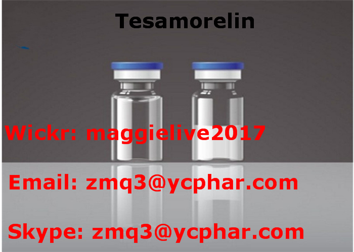 Growth Peptides Tesamorelin With High Purity For Fat Loss CAS 218949-48-5