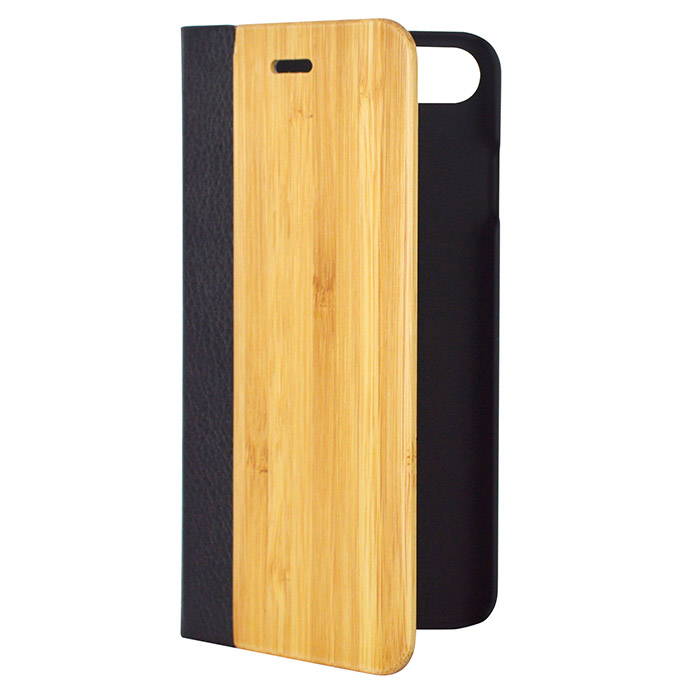 Luxury Original Design Marble Bamboo Wood Mobile Phone Case For Iphone