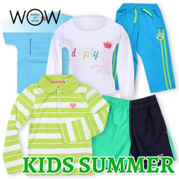Kids Summer Clothes MIX