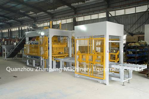 Dual-feeding Block Making Machine