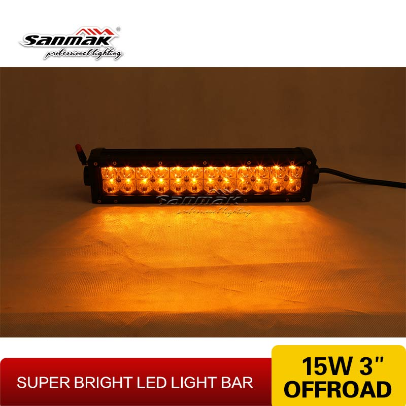 FLASH LED light bar