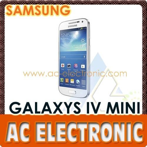 Samsung-i9190 GalaxyS IV Mini 8GB 3G-White