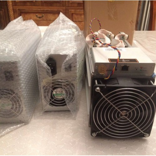 2018 Bitmain Antminer S9 with power supply available