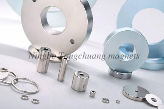 Neodymium strong magnet