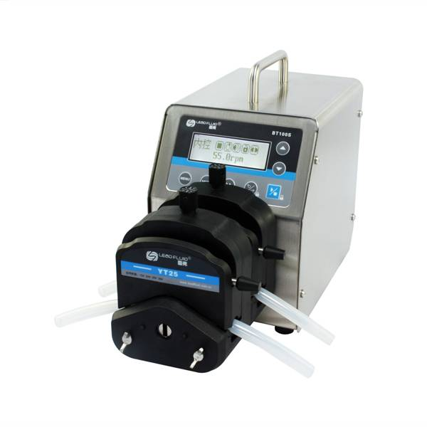 BT100S variable speeding peristatltic pump