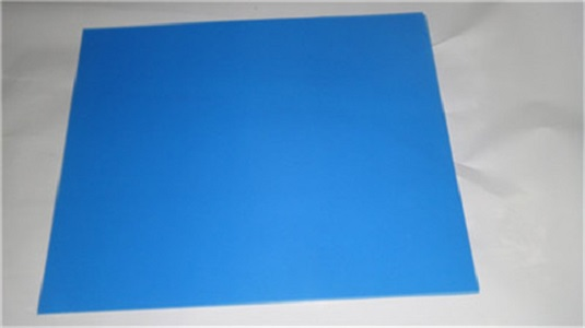 blue PET base laser film NYDSW04