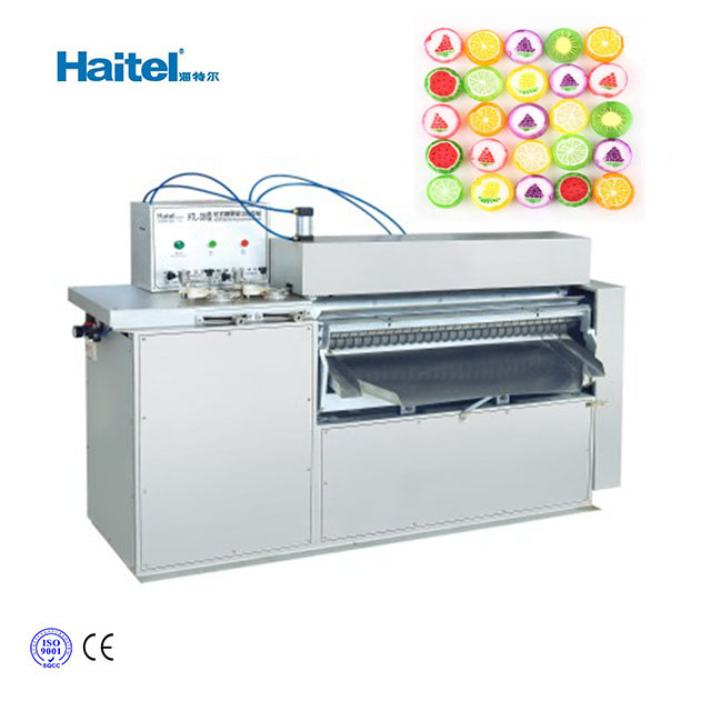 Good Performance Easy Operation Sweet Candy Roll Cutting Machine