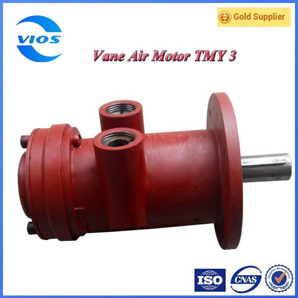 TMY3 pneumatic motor for mining machine