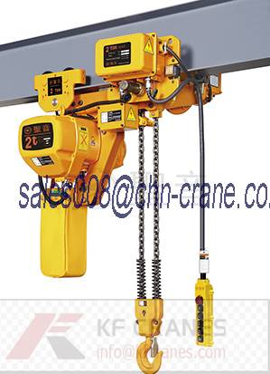what is electric wire rope hoist ?
