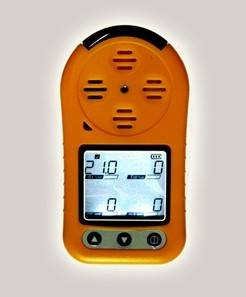 UH Portable flammable gas detector