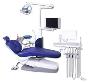 dental unit and chair  GRACE-X5