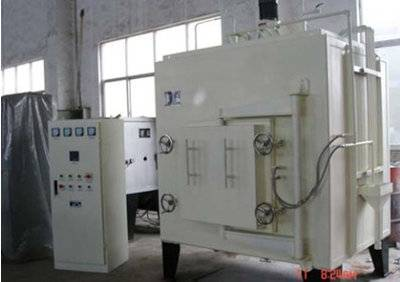 Protective Atmosphere Box Type Furnace