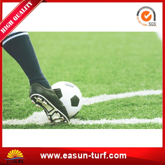 High Quality Artificial Grass Carpets for Football Stadium-MY