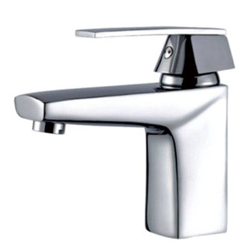 brass single handle chrome bathroom basin faucet mixer