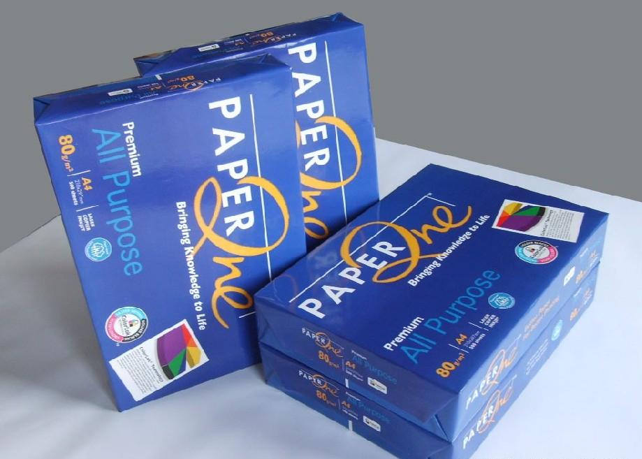 Hot Sales A4 Size Copy Paper / Thailand Copy Paper / A4 Copy Paper/80,75 And 70 GSM
