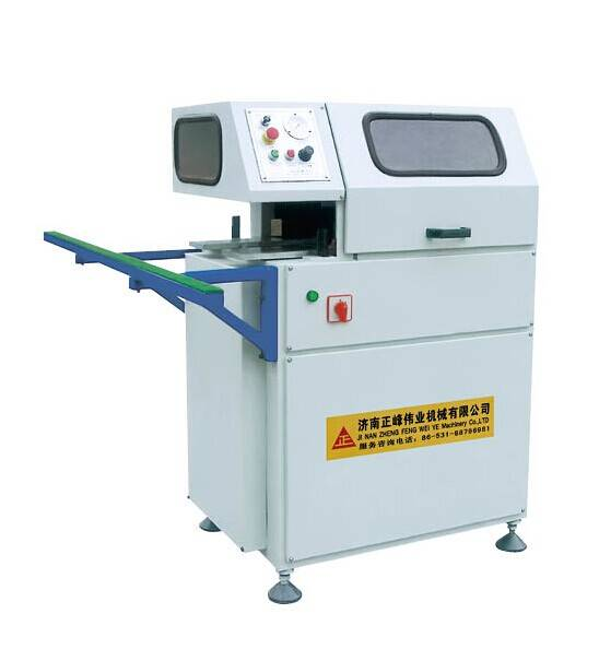 PVC Door and Window V-Cleaning machine