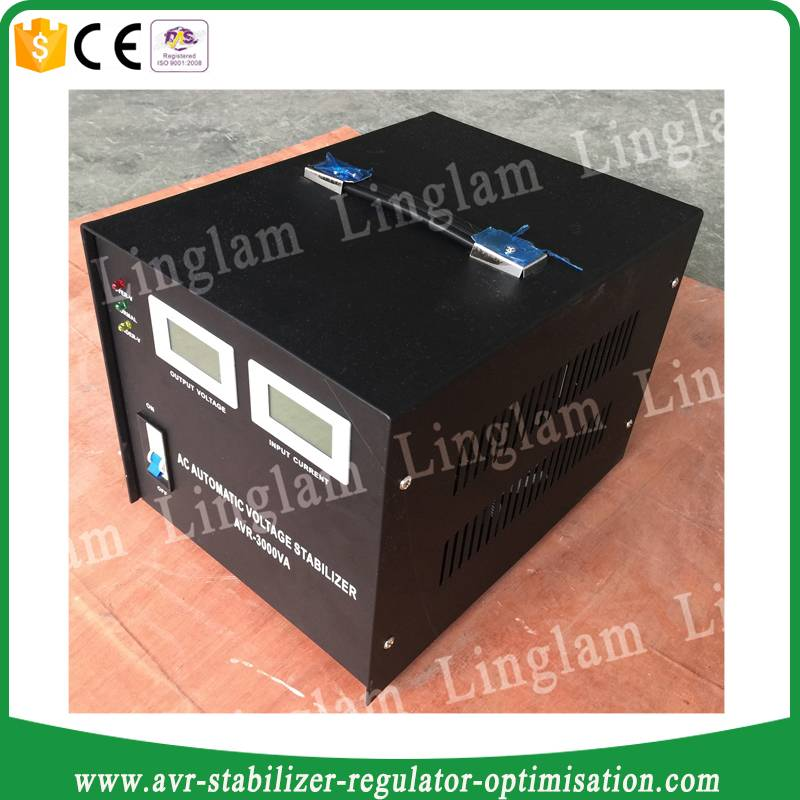 svc 3000va ac automatic voltage regulator